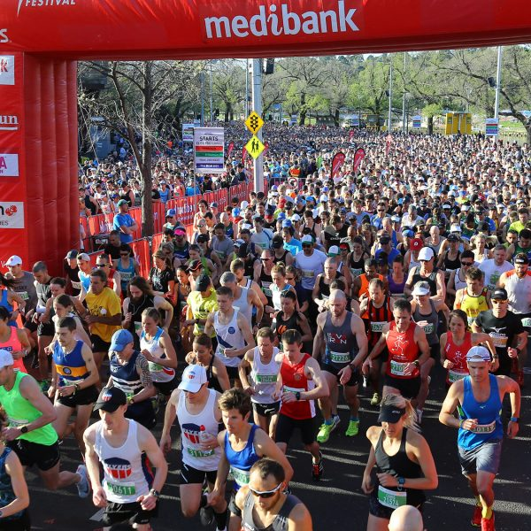 How to prepare for a running event?