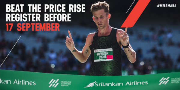 Beat the price rise – 17 Sep