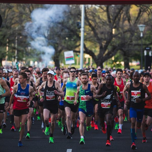 2019 MELBOURNE MARATHON OFFICIALLY AUSTRALIA'S LARGEST EVER MARATHON