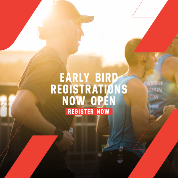Early Bird registrations now open!