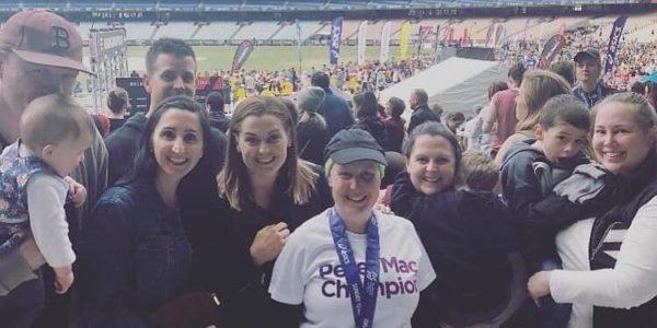 Run and Raise at the 2020 Virtual Melbourne Marathon